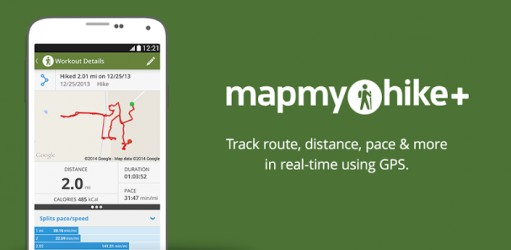 Theres An App For That Bushwalking Apps The Heavy Hiker - Map my distance